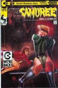 Samuree #9 (1991)