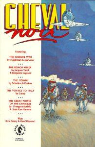 Cheval Noir #14 (1991)