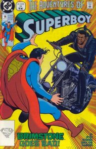 Superboy #14 (1991)