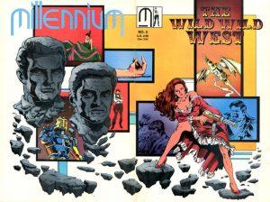 The Wild Wild West #4 (1991)