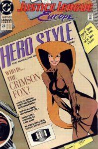 Justice League Europe #23 (1991)