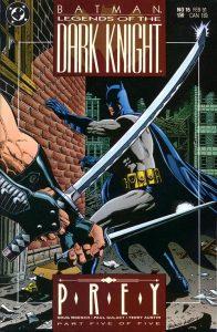 Batman: Legends of the Dark Knight #15 (1991)