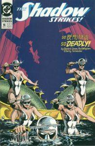 The Shadow Strikes! #16 (1991)
