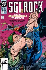 Sgt. Rock Special #11 (1991)