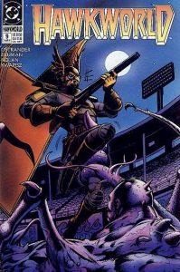 Hawkworld #9 (1991)
