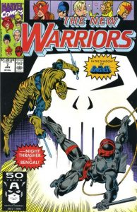 The New Warriors #7 (1991)