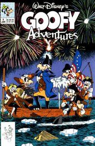 Goofy Adventures #8 (1991)
