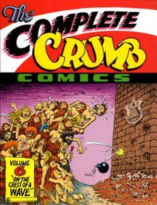 The Complete Crumb Comics #6 (1991)