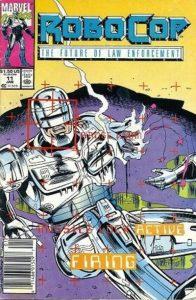RoboCop #11 (1991)