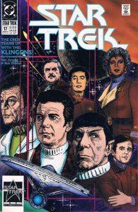 Star Trek #17 (1991)