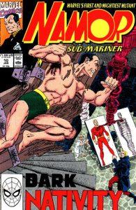 Namor, the Sub-Mariner #10 (1991)