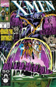 X-Men Classic #55 (1991)