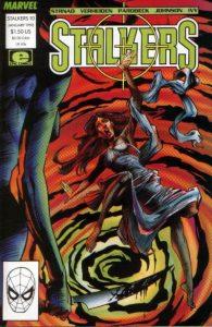 Stalkers #10 (1991)