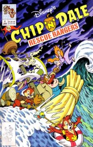 Chip 'n' Dale Rescue Rangers #8 (1991)