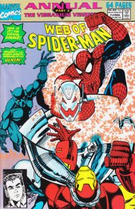 Web of Spider-Man Annual #7 (1991)