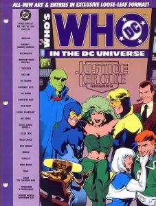 Who's Who in the DC Universe #7 (1991)
