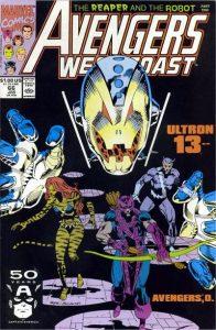 Avengers West Coast #66 (1991)