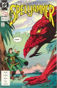 Spelljammer #6 (1991)