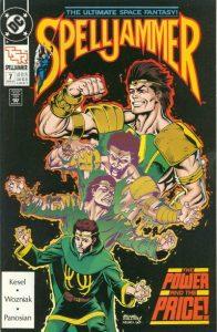 Spelljammer #7 (1991)