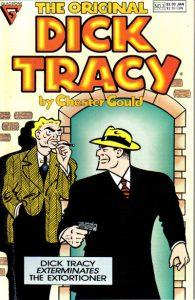 The Original Dick Tracy #3 (1991)
