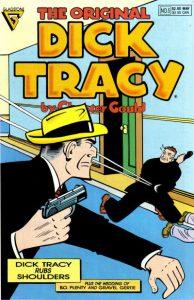 The Original Dick Tracy #5 (1991)