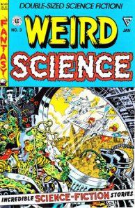 Weird Science #3 (1991)