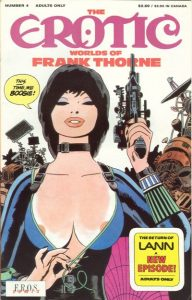 The Erotic Worlds of Frank Thorne #4 (1991)