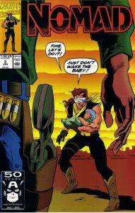 Nomad #3 (1991)