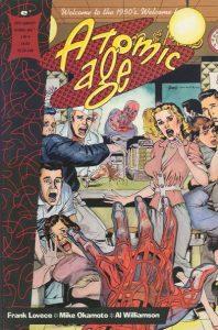Atomic Age #3 (1991)