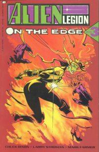 Alien Legion: On the Edge #3 (1991)