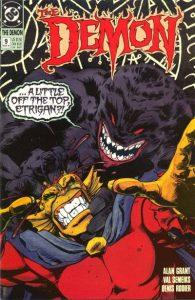The Demon #9 (1991)