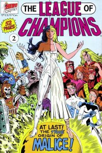 League of Champions #2 (1991)