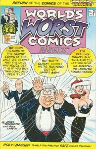 World's Worst Comics Awards #2 (1991)