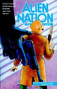 Alien Nation: The Spartans #4 (1991)