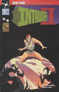 Intruder Comics Module #9 (1991)