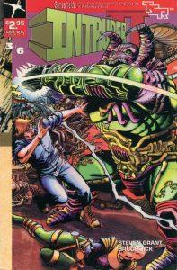 Intruder Comics Module #7 (1991)