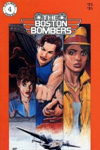 The Boston Bombers #4 (1991)