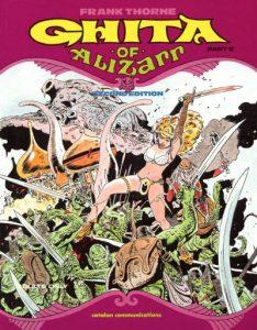 Ghita of Alizarr Second Edition #2 (1991)
