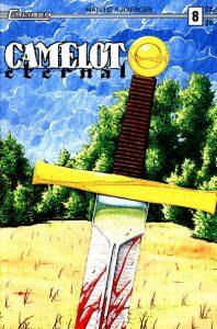 Camelot Eternal #8 (1991)