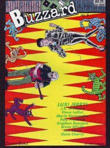 Buzzard #3 (1991)