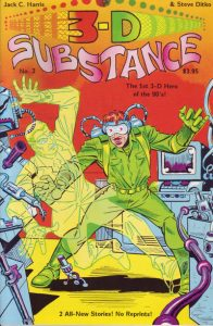 3-D Substance #2 (1991)