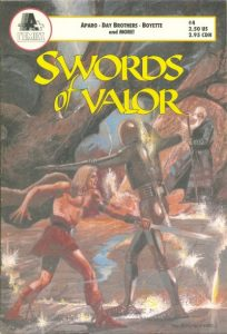 Swords of Valor #4 (1991)