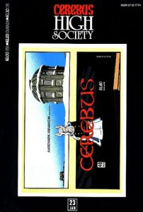 Cerebus: High Society #23 (1991)