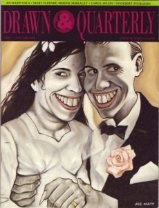 Drawn & Quarterly #3 (1991)