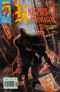 The Knights of Pendragon #7 (1991)