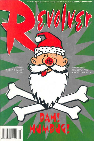 Revolver #6 (1991)