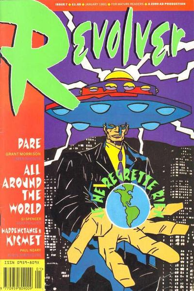 Revolver #7 (1991)