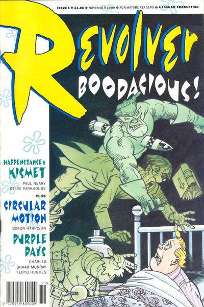 Revolver #5 (1991)