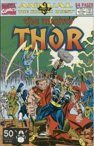Thor Annual #16 (1991)