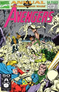Avengers Annual #20 (1991)